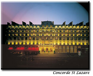 Concorde Saint Lazare