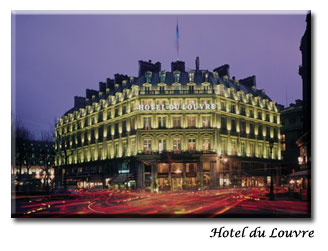 The Hotel Du Louvre